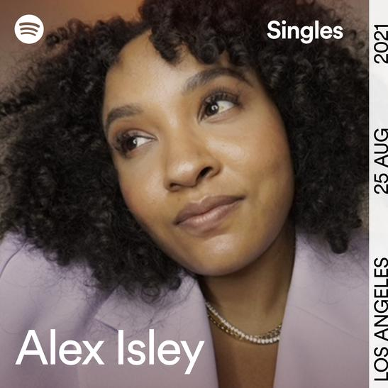MP3: Alex Isley - At Your Best (You Are Love)