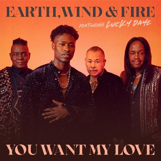 MP3: Earth, Wind & Fire - You Want My Love Ft. Lucky Daye