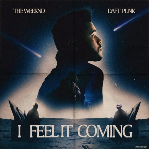 MP3: The Weeknd - I Feel It Coming ft. Daft Punk