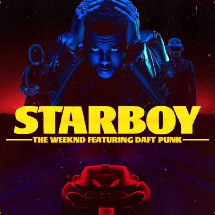 MP3: The Weeknd - Starboy ft. Daft Punk