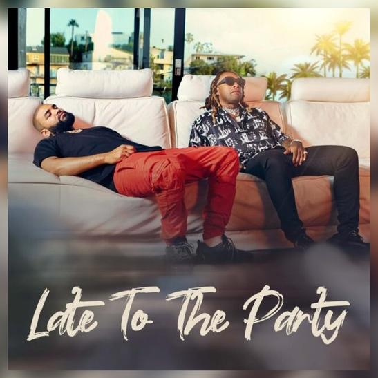 MP3: Joyner Lucas - Late To The Party Ft. Ty Dolla $ign